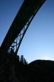 Bridge Sillouette