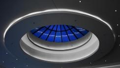 Blue oculus