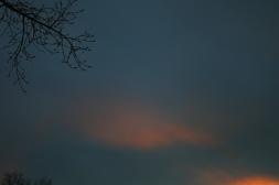 Smoldering Sunset