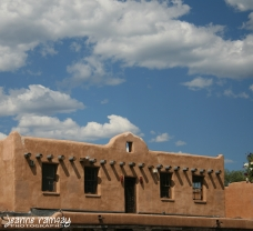 Adobe in Taos