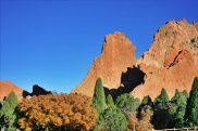 In the Garden of the Gods