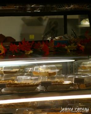 Just desserts