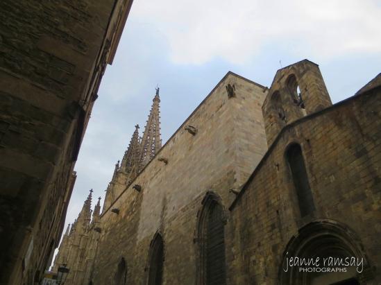 Barcelona Angles