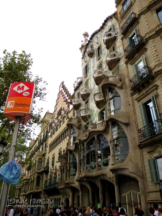 Gaudi Building