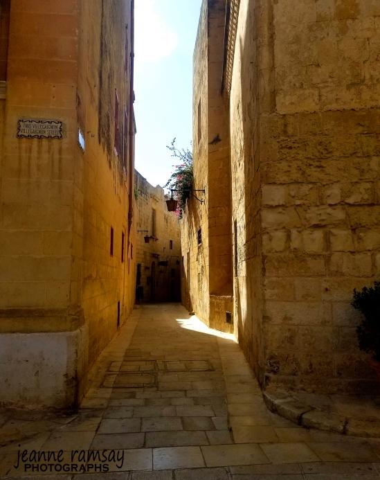 Mdina Streetscape