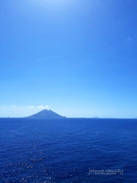 Mediteranean Volcano