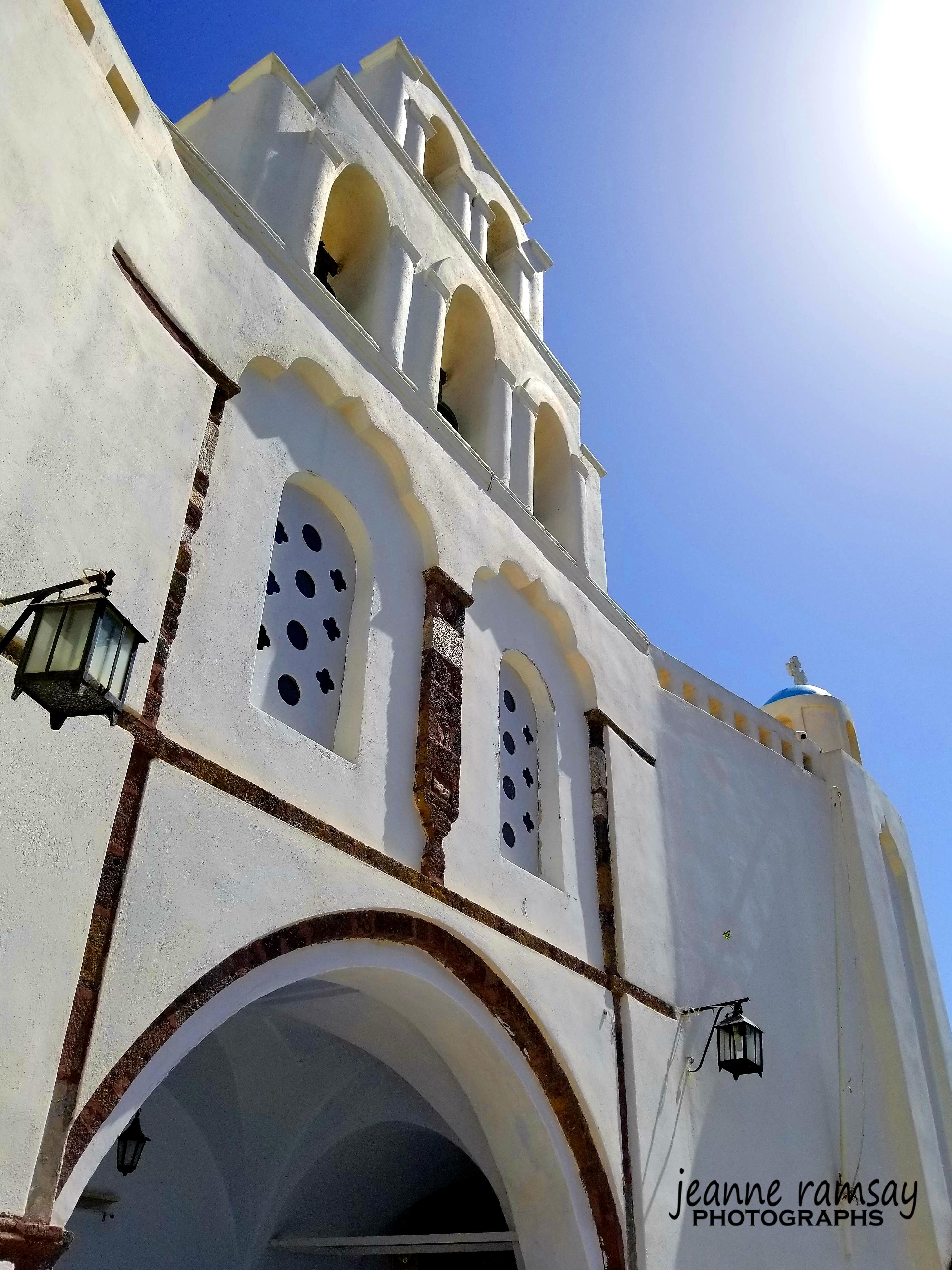 Monastery Arches