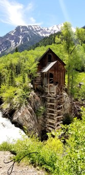 The Crystal Mill, Crystal Colorado